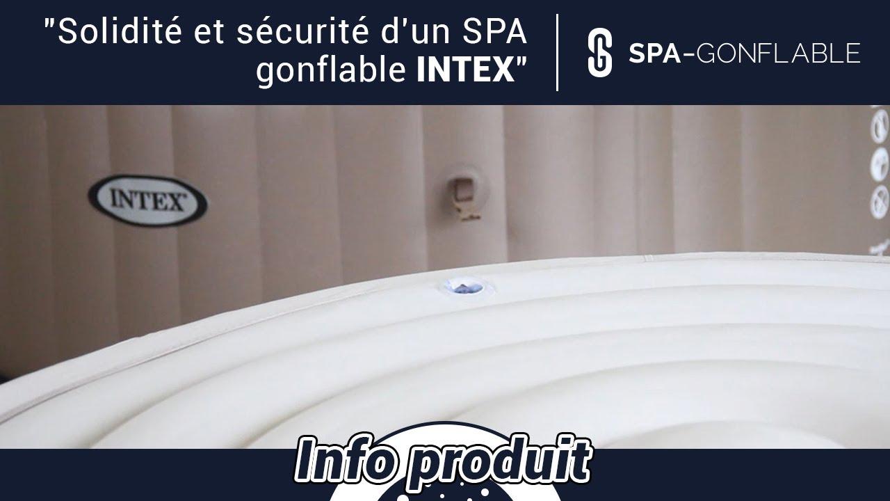 Spa Intex Qui Se Degonfle le spa gonflable intex est-il solide ? la réponse en image !