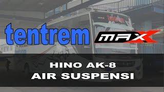PO. TENTREM HINO AK 8 AIR SUSPESION MODIFIKASI TENTREM KAROSERI