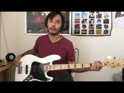 Paramore - Decode Bass Cover (Tab In Description)
