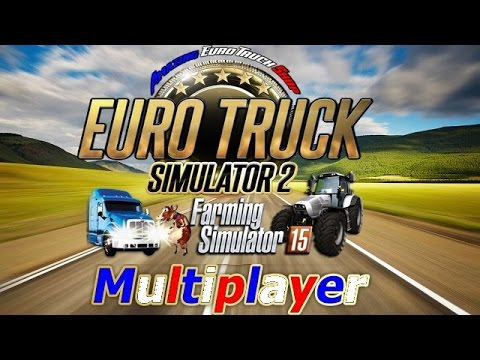 Amazing Euro Truck Shop Multiplayer ETS 2 #07