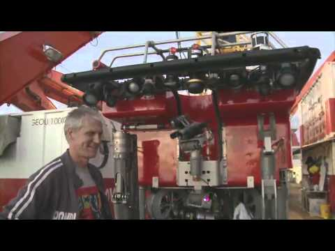 Video Blog: News from onboard (3) - Into the deep with a diving robot