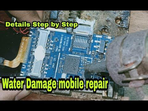 water damage mobile repair
