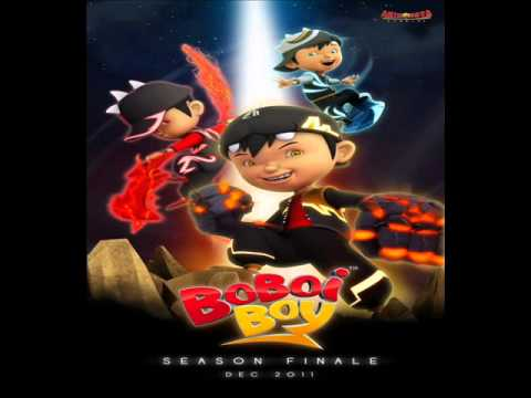 Boboiboy : Sound Of My Dream