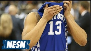 Kentucky Fans Experience A Wide Range Of Emotions In Seconds