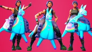 Fortnite All Dances Season 1-6 with YEE-HAW! Updated to Spike It