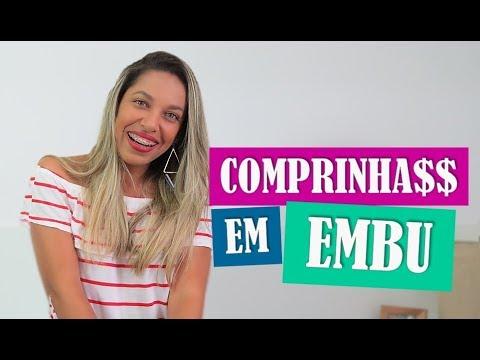 Compras em Embu das Artes - roupas SUPER baratas ♥ - YouTube 9bfcd49ecd