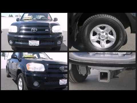 2006 Toyota Tundra Ltd Navigation Leather Pkg Youtube