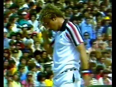 Borg v Tanner  Wimbledon 1979 final 5th set