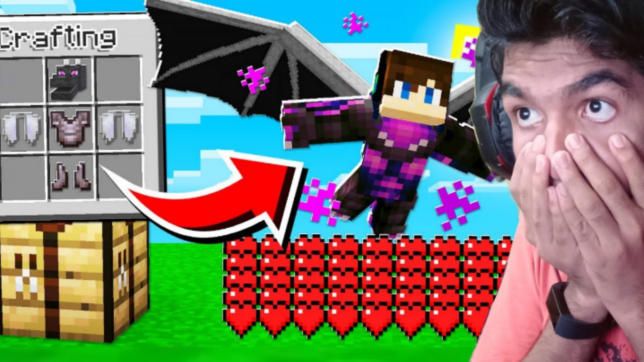 How To Craft Any Mob Armour In Minecraft | FoxIn