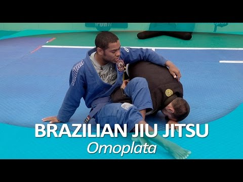 BRAZILIAN JIU JITSU 5 | Omoplata