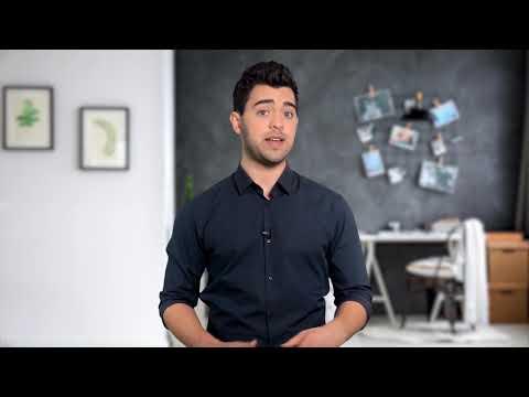 Video CV/ Sample Video Resume of Full Stack Developer : HireFox