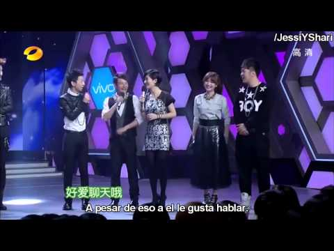 [Sub Español] 130406 Super Junior M en Happy Camp - Parte 1 Videos De Viajes