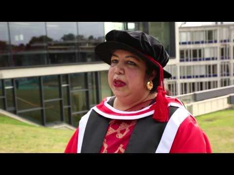 Dr Shirin Sharmin Chaudhury - Essex Honorary Graduate