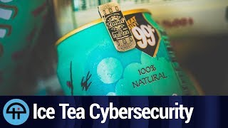 Iced Tea, Sandwiches, and Cybersecurity