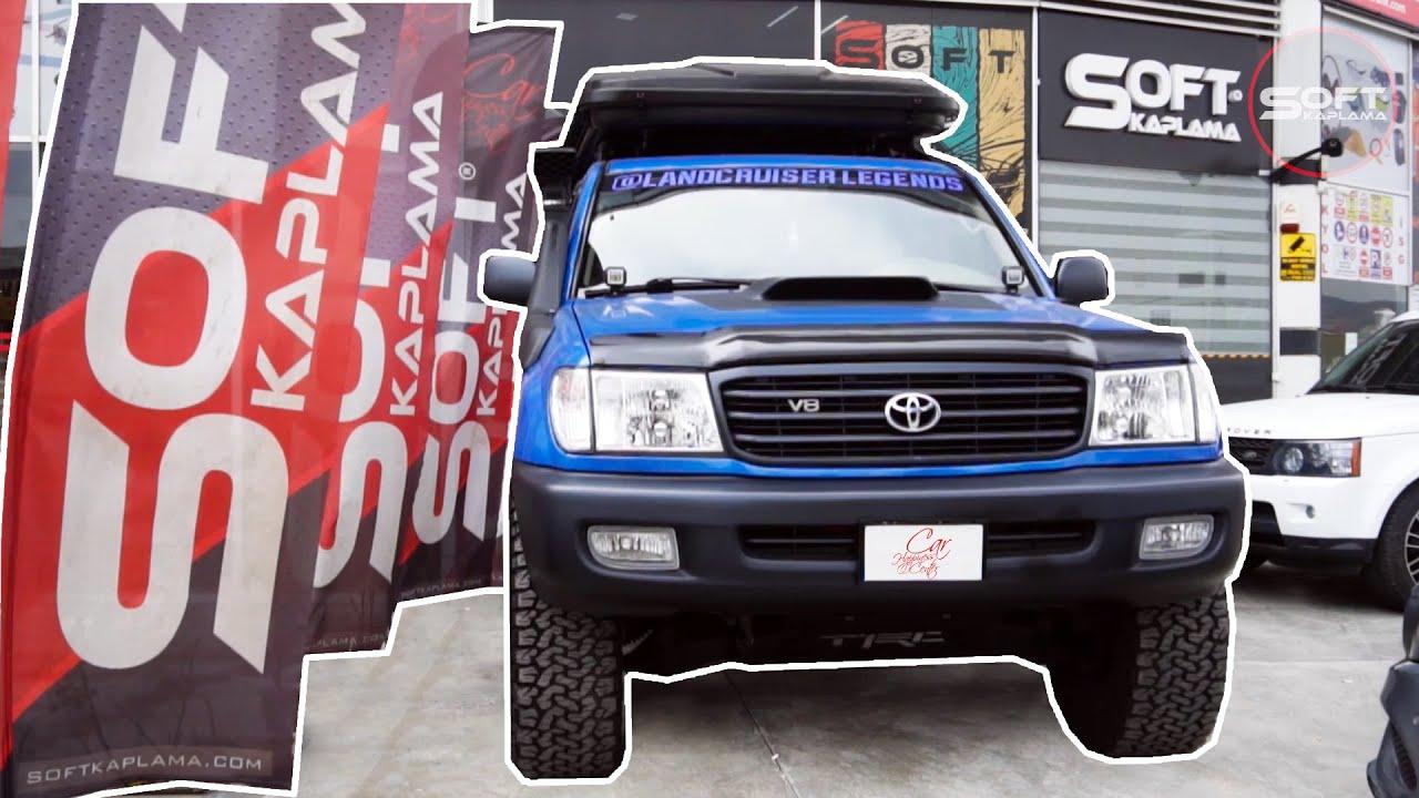 Toyota Legend Yenileme