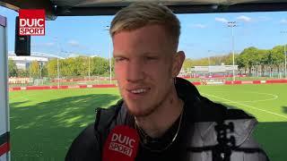 Simon Makienok beschouwt voor op Excelsior'31 - FC Utrecht