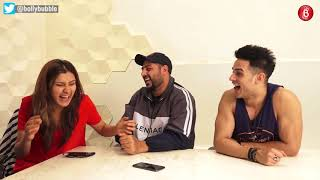 EXCLUSIVE: Priyank Sharma, Badshah, and Aastha Gill talk about their song BUZZ!