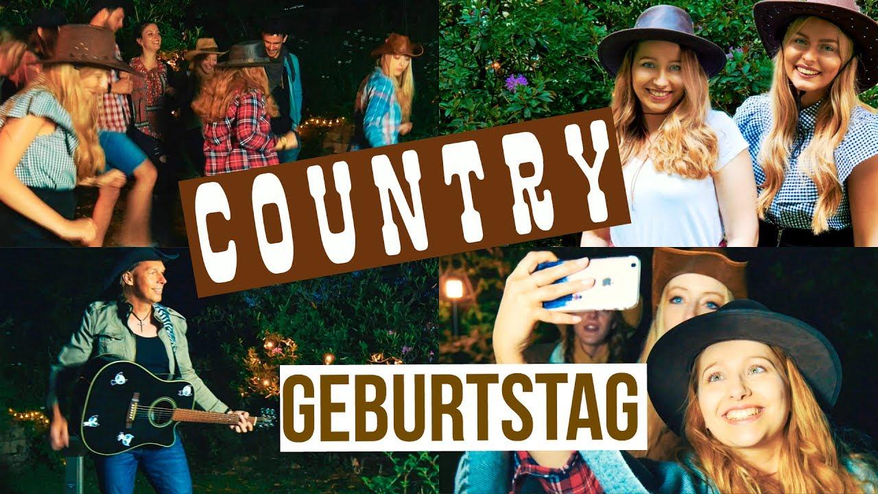 Country Geburtstag I Tutorial und FMA - YouTube
