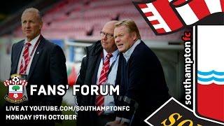 Southampton FC/BBC Radio Solent fans