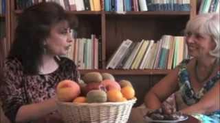 مصاحبه شهره عاصمی با منیژه صدقی در تلویزیون ایران ما