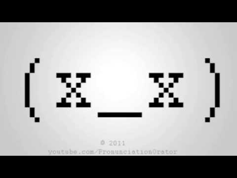What Does Xx Face Mean How To Type The Emoticon Dead Youtube