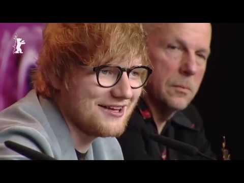 "Documentary about Ed Sheeran - ""Songwriter"" Premiere @Berlinale"