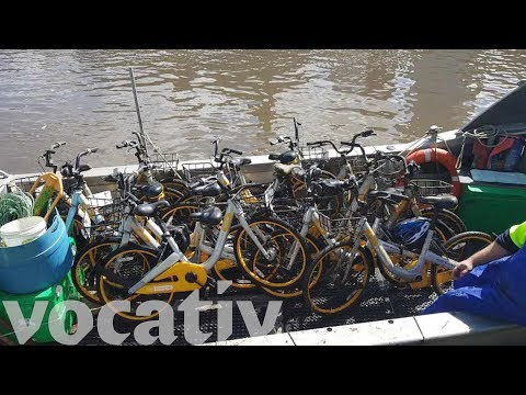 Melbourne Prefers Bike-Dumping To Bike-Sharing
