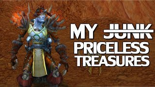 The Rarest & Most Interesting Items I Own in World of Warcraft Part 4
