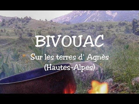 Bivouac - Dans les Hautes-Alpes (Chez Agnès)