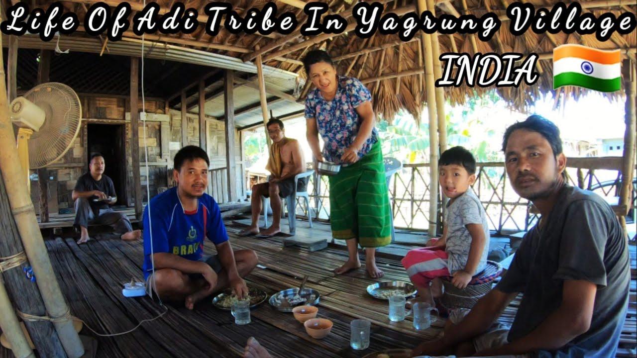 How The Adi Tribe Of Yagrung Village Lives   Arunachal Pradesh   NorthEast India   Lenzing Weekly  