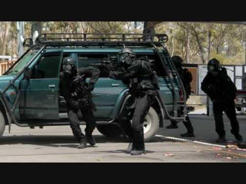 Australian Special Forces 4RAR Tactical Assault Group East