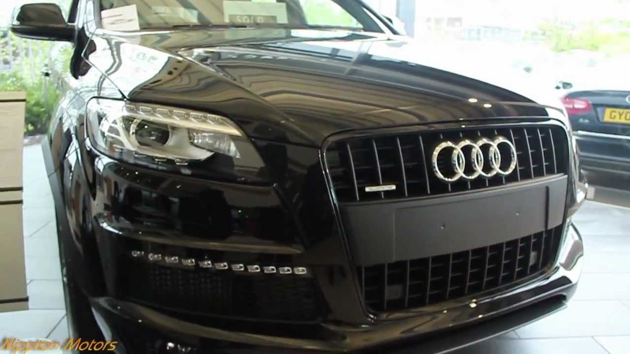 2013 audi q7 s line youtube. Black Bedroom Furniture Sets. Home Design Ideas