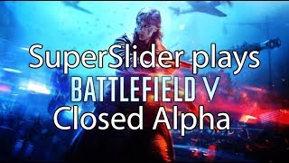 Battlefield 5 Closed Alpha PC Gameplay 1080TI Ultra Settings