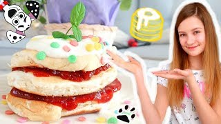 Przepis na Japanese fluffy pancakes. Dalmatyńczkowy Challenge  ❤ CookieMint