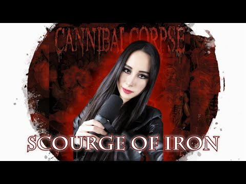 Cannibal Corpse - Scourge Of Iron - Cover