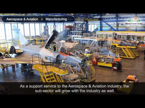 Aerospace & Aviation - Manufacturing