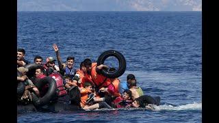 أخبار عالمية | وصول أكثر من 140 مهاجراً على متن قارب إلى #قبرص