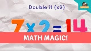 Mental Math Tricks -Fun Math Games - Arithmetic - Math Tricks - Magic Math - KS2 - Homeschooling