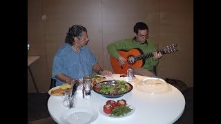 Triads are interesting fellows/ Learn modern flamenco guitar online via Skype/ Ruben Diaz
