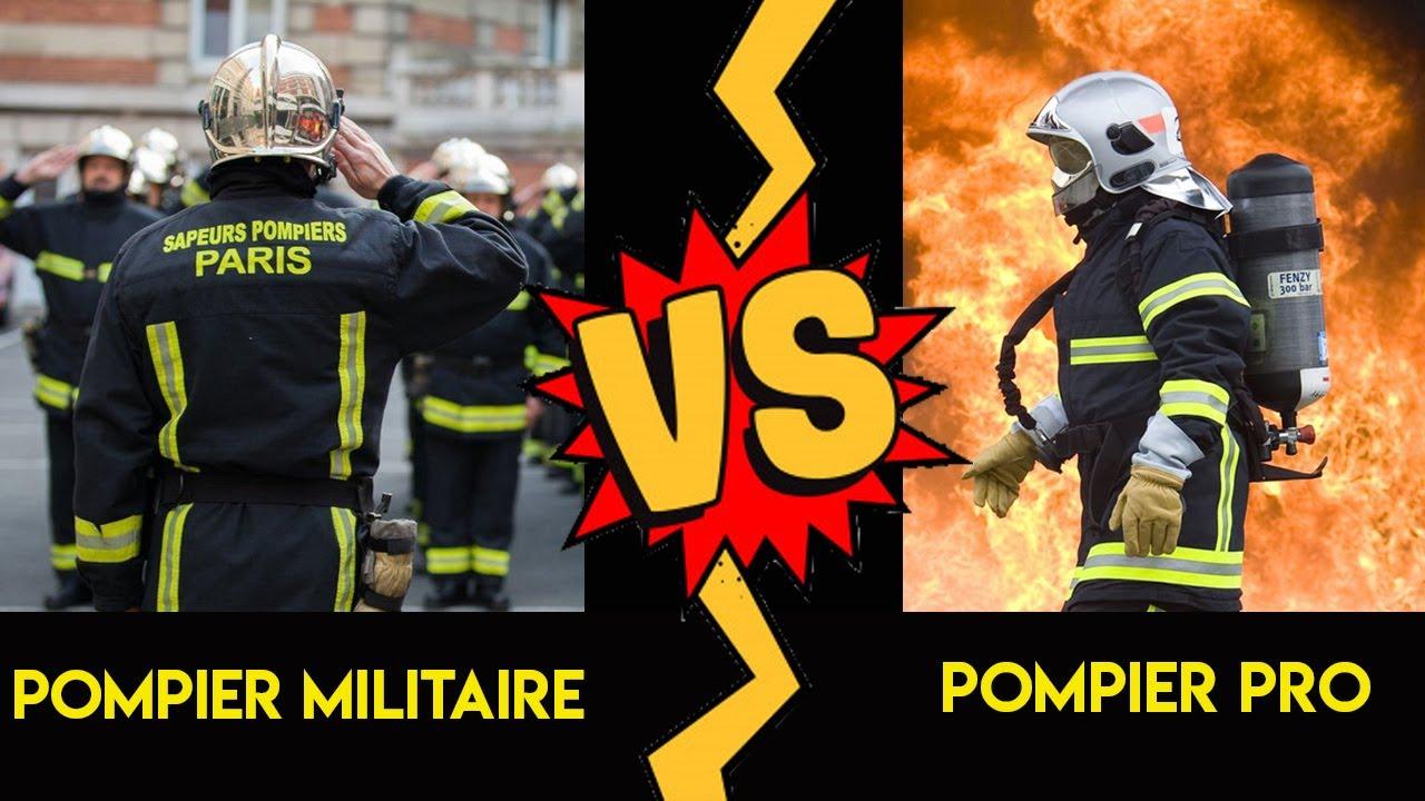 Pompier militaire ou Pompier professionnel ???????? (avantages et inconvénients )