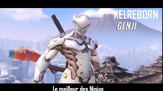 Kelreborn - Overwatch - Genji le meilleur des Ninjas