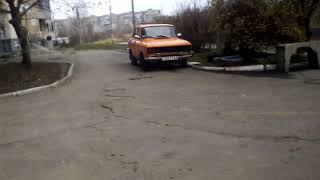 Кривой Рог.Москвич 4112