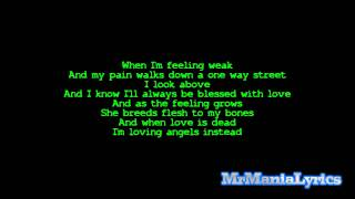 Robbie Williams - Angels [Lyrics]