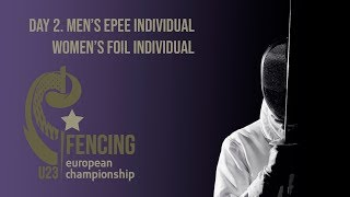 Day 02 2019 European fencing championships U23 - Yellow