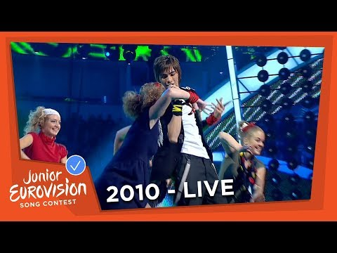 Bartas - Oki-doki - Lithuania - 2010 Junior Eurovision Song Contest