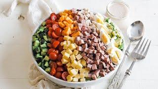 Classic Chef Salad Recipe
