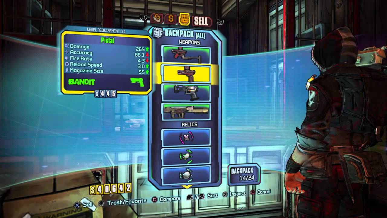 Borderlands 2 PS4 How to get rare weapons