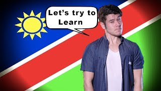 Flag/ Fan Friday NAMIBIA (Geography Now!)