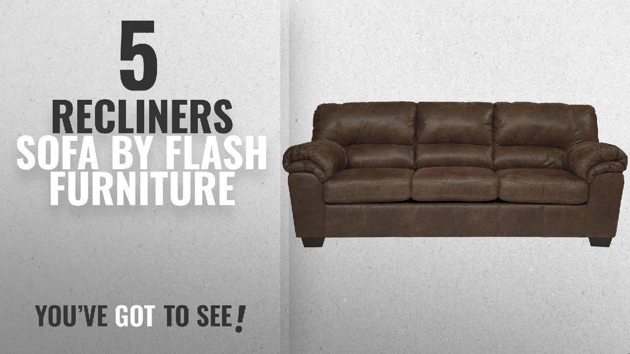 Top 5 Flash Furniture Recliners Sofa [2018]: Flash Furniture Signature  Design By Ashley Bladen Sofa