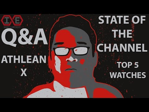 Q&A: State of the Channel, Athlean-X, Top 5 Watches, & More